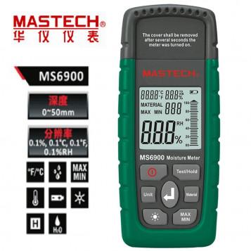 MS-6900 Miernik wilgotności
