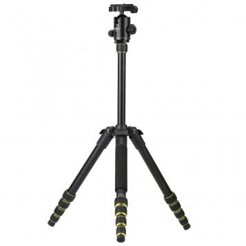 Przenośny statyw do kamery aluminium Travel Tripod OBO TS-360