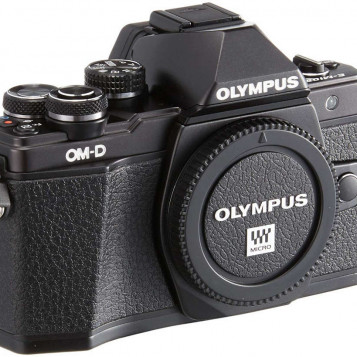 Aparat kamera Olympus OM-D E-M10 Mark II Bezlusterkowiec BODY
