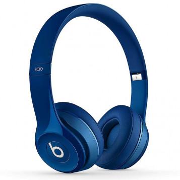 Słuchawki przewodowe Beats by Dr. Dre Solo2 Niebieskie