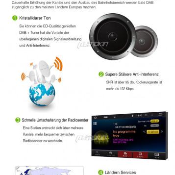 Radio nawigacja 2din GPS USB SD android 5.1