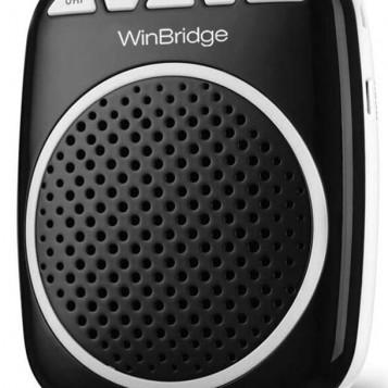Bezprzewodowy wzmacniacz głosu Winbridge WB001