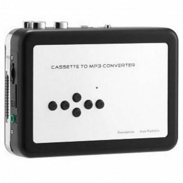 Odtwarzacz konwerter kaset na MP3 Ezcap 232 TF/SD