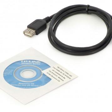 Karta TP-Link USB TL-WN321G 2,4GHz 54Mbit/s