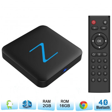 Odtwarzacz multimedialny tuner TV box Zenoplige Z11 PRO 2GB 16GB