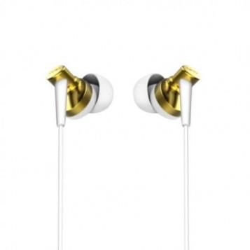 Przewodowe słuchawki douszne Remax RM-575
