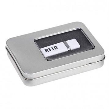 Inteligentny czytnik kart IC R60C-USB przenośny 13,56 MHz Win8 Android OTG