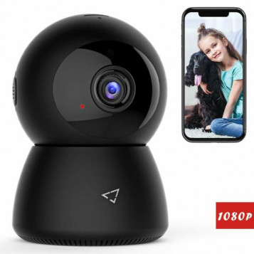 Bezprzewodowa mini kamera z noktowizorem niania Victure PC300 1080p
