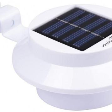 Oświetlenie ogrodzeniowe Minidiva Solar Zaun BLE0127-1-IY 3 LED