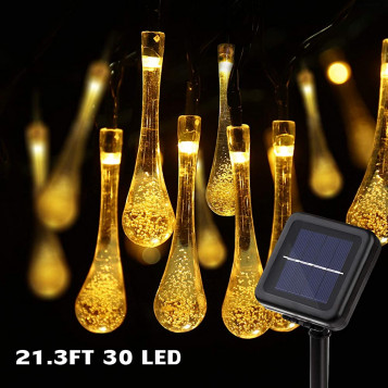 Oświetlenie LED zasilane solarnie Yunlights