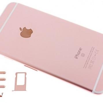 Tylny korpus obudowa iPhone 5 5G różowe złoto