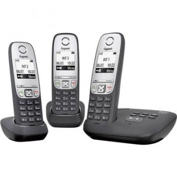 Bezprzewodowy telefon Siemens Gigaset A415 A TRIO