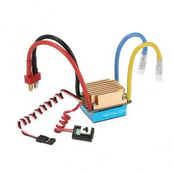 Wodoodporny szczotkowany elektroniczny regulator prędkości 320A ESC RM5176