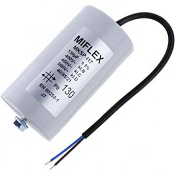 Kondensator rozruchowy Miflex MKSP-L17 130µF