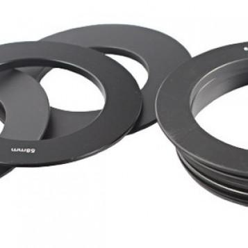 Zestaw pierścieni adapterów fotograficznych Cokin CKS9 49-82mm