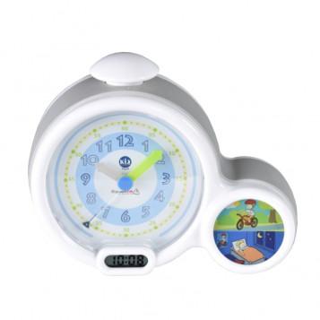 Claessens Kids zegarek lampka dla dzieci biały