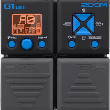 Multi efekt gitarowy procesor Zoom G1on FX