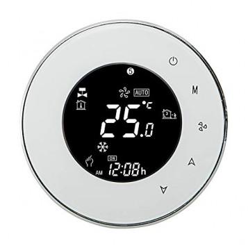 Inteligentny dotykowy termostat HITSAN BHT-6000-GC WiFi