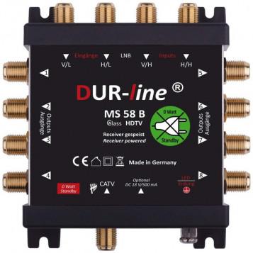 Przełącznik multiswitch wielofunkcyjny DUR-line MS 58 B