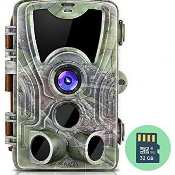 Kamera leśna fotopułapka Cerenova HC-1000 1080P