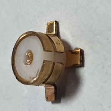 Złącze RF koncentryczne MMS koncentryczne proste gniazdo montaż powierzchniowy pionowe