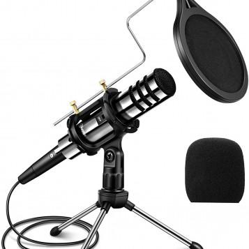 Mikrofon do komputera/telefonu Eivotor YX-3