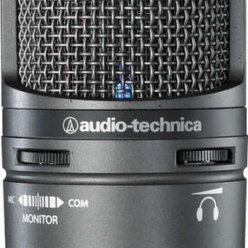 Mikrofon studyjny Audio-Technica AT2020 USB