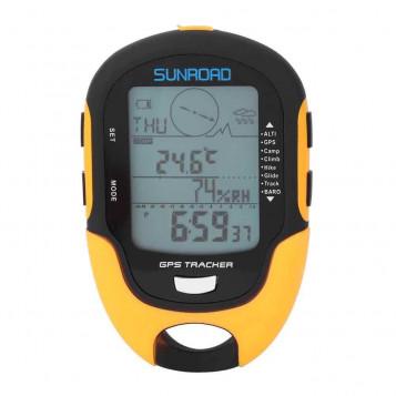 Zegarek wysokościomierz z GPS Sunroad FR510 unisex
