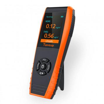 Detektor jakości powietrza Temtop LKC-1000S+ PM2,5 PM10 HCHO TVOC AQI
