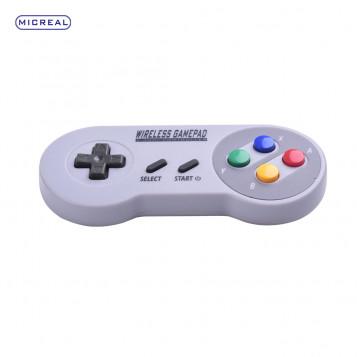 Bezprzewodowy gamepad do gier SNES/NES MR1809WL USB