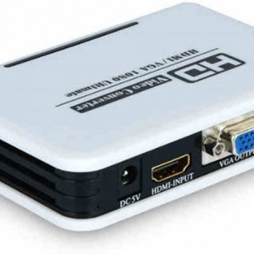 Przejściówka HDMI na VGA HD Video Converter 1080P 60Hz