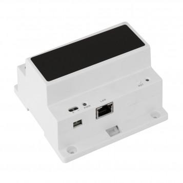 Moduł 2-przewodowy BUS IP do stacji wewnętrznych i zewnętrznych ze sterowaniem APP