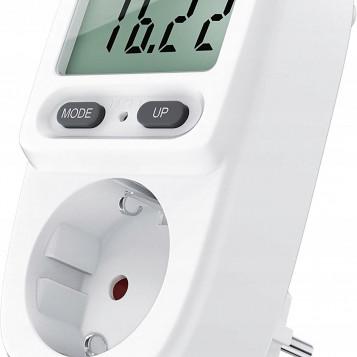 Cyfrowy miernik zużycia prądu kosztów energii JGQ02S-01 3680W