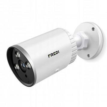Kamera monitoring IP Fredi 3MP 1080P WiFi PoE IP66