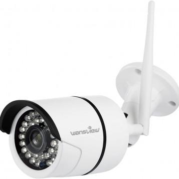 Kamera monitoringu IP Wansview W2 1080P IP66 FHD biały