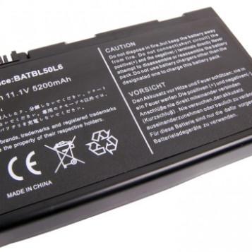 Akumulator bateria do Acer Aspire BATBL50L6 3100 3690 5110 5630 11.1V 5200mAh