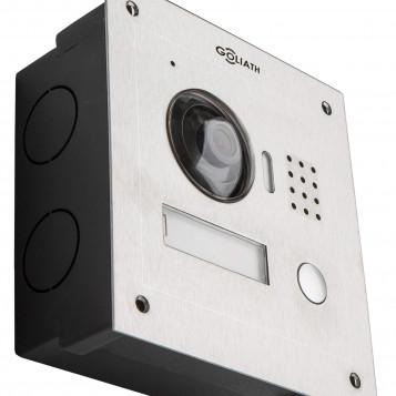 Stacja zewnętrzna 2-przewodowa GOLIATH IP z kamerą HD 1,3MP nowy