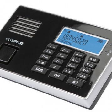 System alarmowy OLYMPIA 9061 5943 GSM 868MHz uszkodzony