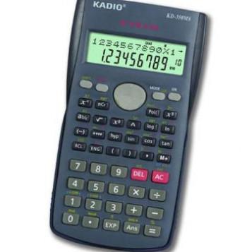 Wielofunkcyjny kalkulator naukowy Kadio KD-350MS