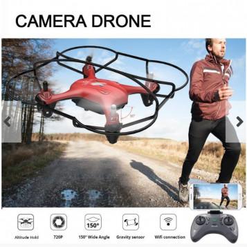 Mini Dron ATOYX AT-96 FPV RC Quadcopter HD Wi-Fi
