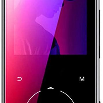 Odtwarzacz MP3 Walkercam MP-7 8GB Bluetooth 4.1 przycisk dotykowy głośniki dyktafon
