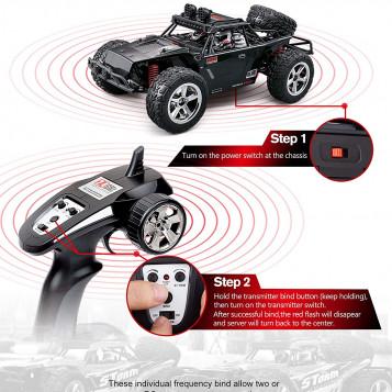 Samochód rc 1:12 50KM/H 4x4 2.4GHz Off Road Infinite Power