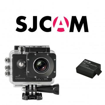 Kamera sportowa Sjcam SJ5000X Elite WiFi 4K ultra Hd